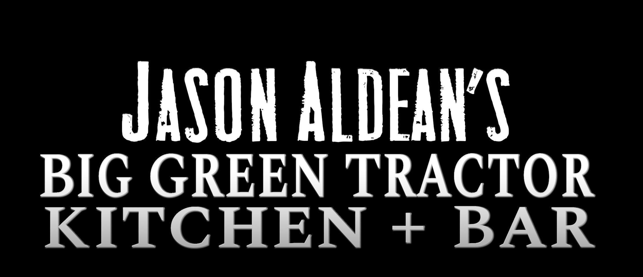 Jason Aldean Kitchen-Bar