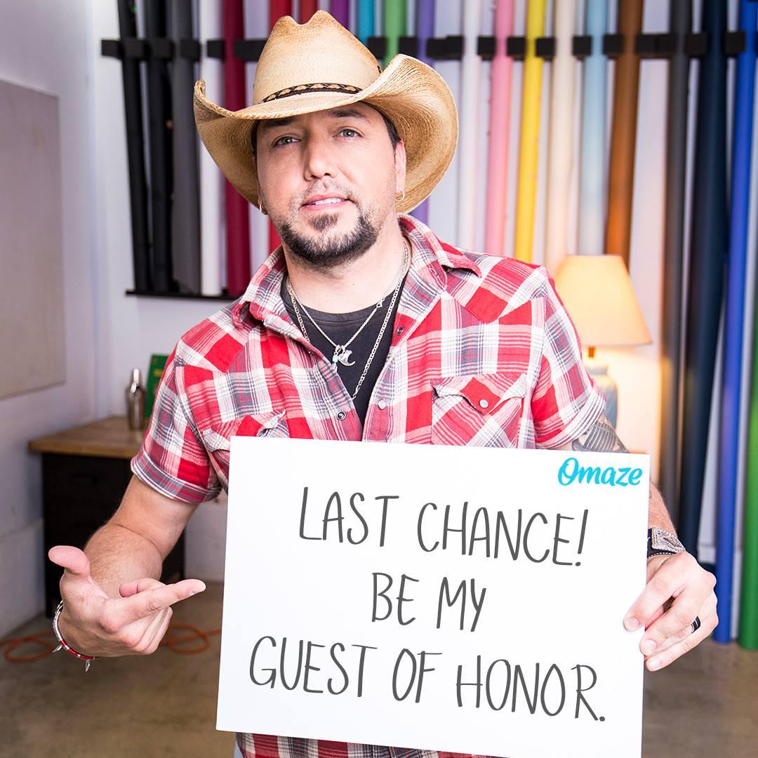 Jason Aldean Last Chance