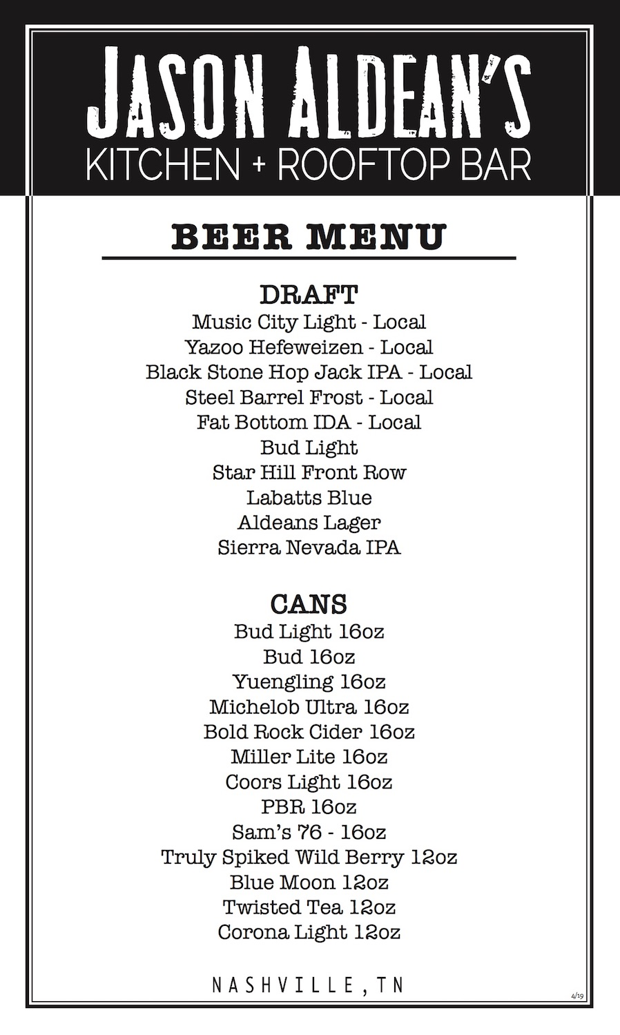 JA Drink menu side2