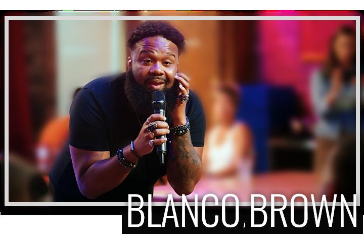 Blanco Brown
