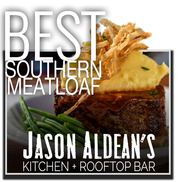 Best Meatloaf in Nashville
