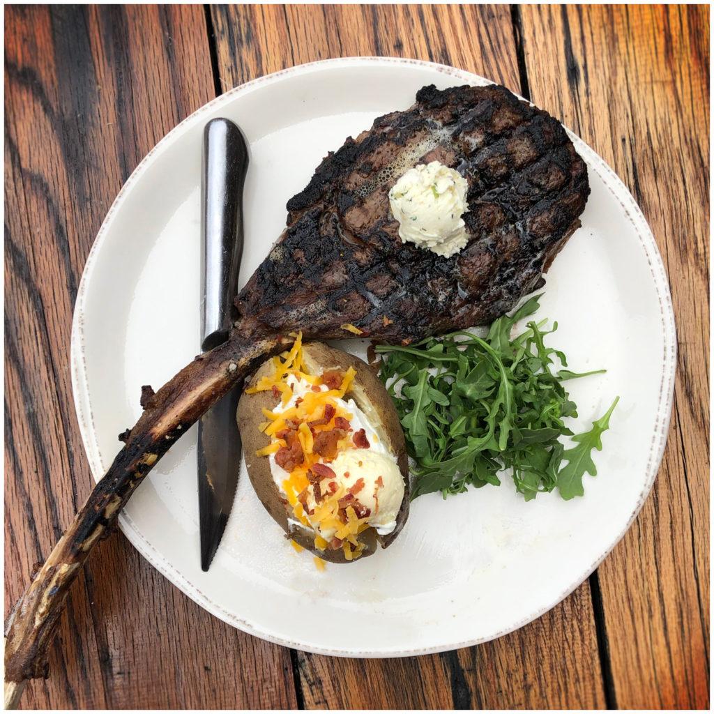 Tommy Hawk Steak