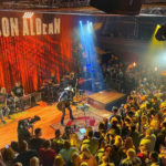 Jason Aldean Pop up Concert