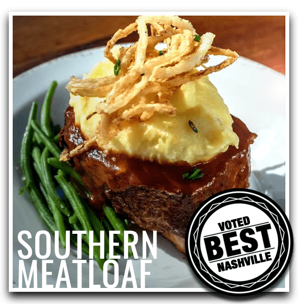 Best Southern Meatloaf